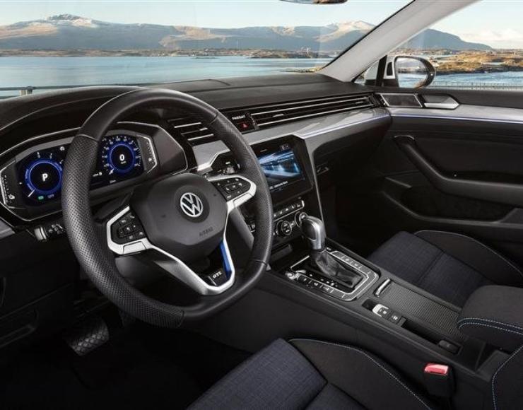 Новий Volkswagen Passat B8 2.0 TDI AT