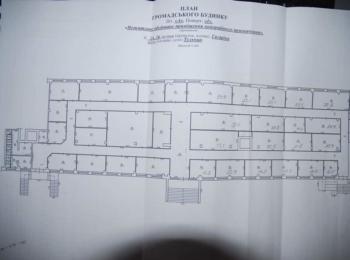 Продається комерційний об'єкт в центрі міста заг. площею 2455 кв.м.