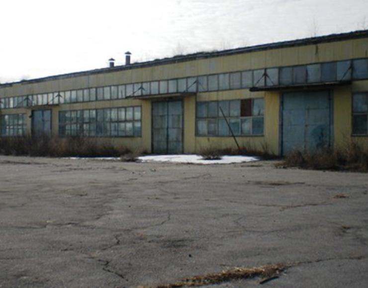 Продається територія з модулем, адмін. будівлею та складськими приміщеннями