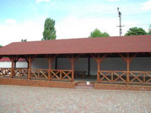 Продається новий діючий ресторанно-готельний комплекс