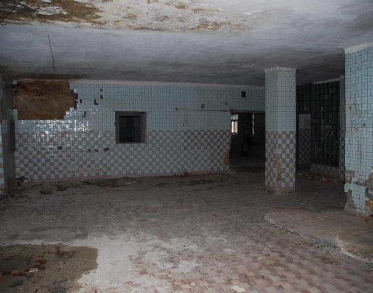 Продається комерційне приміщення в військовому містечку с. Вапнярки